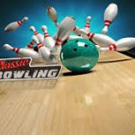 The classic bowling game