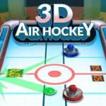 Jeu 3D Air Hockey