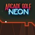 Jeu d'Arcade de Golf: NEON