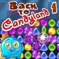 Jeu Retour À Candyland – Épisode 1