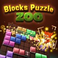 Jeu De Blocs De Puzzle Zoo