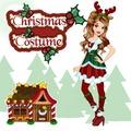 Jeu De Noël Costume