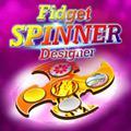 Jeu Fidget Spinner Designer