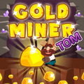 Jeu Gold Miner Tom