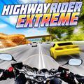 Jeu Highway Rider De L'Extrême
