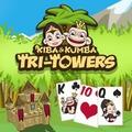 Jeu Kiba & Kumba: Tri Towers Solitaire