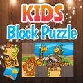 Jeu Enfants Puzzle De Bloc