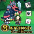 Jeu Matching Card Heroes