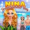 Jeu Nina – Une Grande Journée D'Été