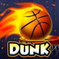 Jeu De Slam Dunk Basketball
