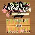 Jeu Sushi Backgammon