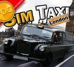 Sim Taxi De Londres