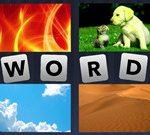 4 Pics 1 Word En Ligne