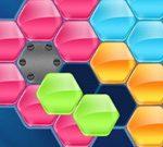 Jeu Bloc Hexa De Puzzle En Ligne