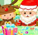 Jeu Boîte De Cadeau De Noël