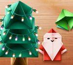 Noël Origami Plaisir