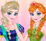 Frozen Reine Du Bal De Style