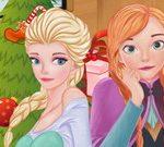 Congelés Sœurs Jour De Noël