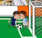 Jeu Drôle De Soccer