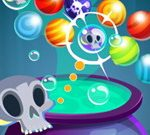 Jeu Halloween Bubble Shooter