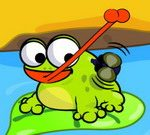 Jeu Hungry Frog 2