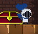 Jeu Pixel Château Runner