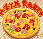 Jeu Pizza Party