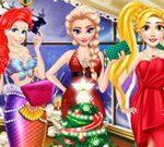 La Princesse Au Bal De Noël