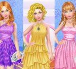 La Princesse Dîner Tenues