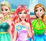 La Princesse D'Hiver Costume