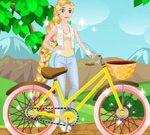 Raiponce De Réparation De Vélos