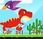 Jeu T-Rex Runner