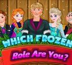 Qui Congelés Rôle Vous