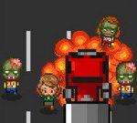 Jeu Zombie S'Écraser