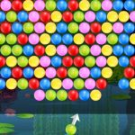Jeu Bubble Shooter Infini