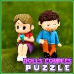 Jeu Poupées Couples De Puzzle