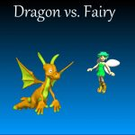 Jeu Dragon vs Fairy