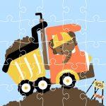 Camions-Bennes Jigsaw