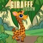 Jeu Girafe Puzzle