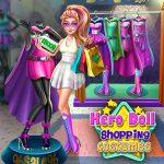 Héros De La Poupée Shopping Costumes