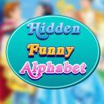 Caché Drôle D'Alphabet