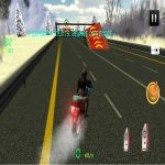 Jeu L'Autoroute Speedy Moto Racer : Autoroute Stunt Bike Rider