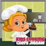 Jeu Cuisine Pour Enfants Chefs De Puzzle