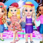 Toutes Les Petites Princesses De La Mode De La Concurrence