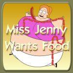 Jeu Miss Jenny Veut De La Nourriture
