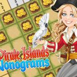 Pirate Des Îles Nonograms