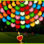 Jeu Valentines Bulle De Roue