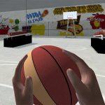 Simulateur de basket-ball 3D