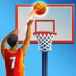 Tournoi de basket-ball 3D