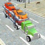 Camion De Transport De Voiture